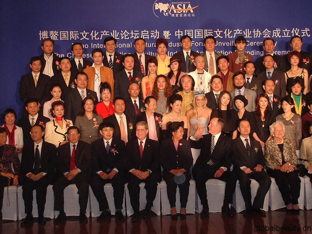 中国国际文化产业协会成立仪式