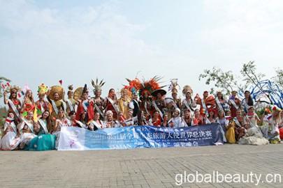 MISS ALL NATIONS 全球生态旅游大使美丽泗洪行