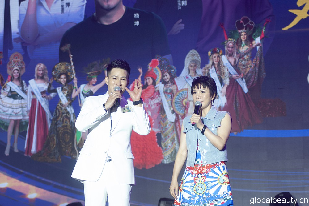 美丽中国行—走进邱县 杨坤、刘和刚等群星助力浩博慈善晚会